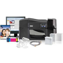 ID Card Systems with Dual Sided Printers