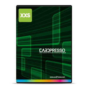 CP-XXS CardPresso Entry Level ID Card Software for Badge Design