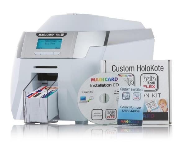 MRPRO Magicard Rio Pro Single-Sided ID Card System
