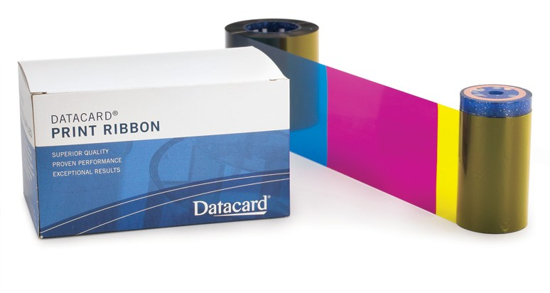 534100-003 Datacard SD160 COLOR RIBBON YMCKFT