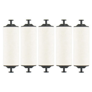 105912-003 Zebra ID Card Printer i Series Adhesive Cleaning Rollers, Set of 5