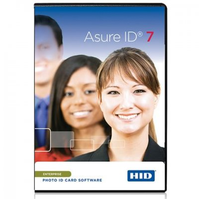 086411 Asure Id 7 Solo Id Card Software Idsupershop